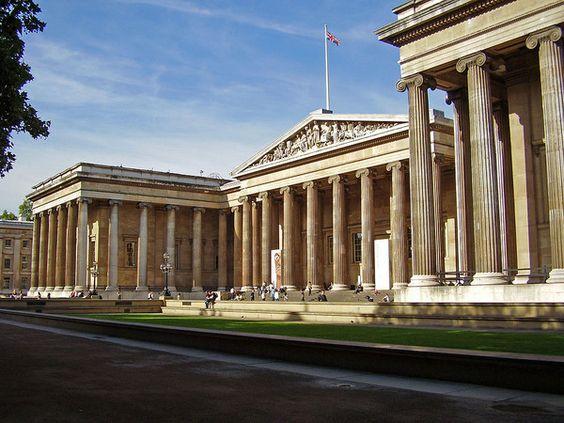 英國倫敦大英博物館
