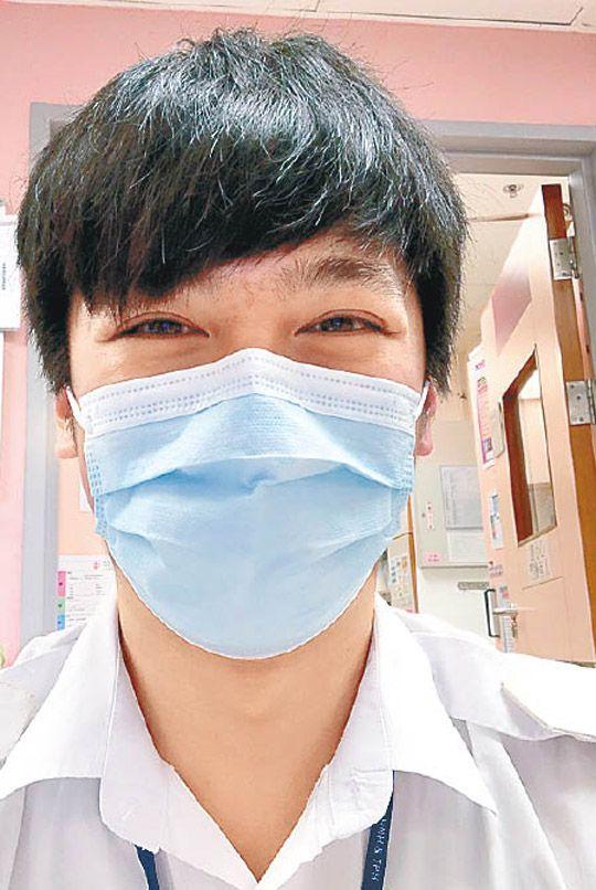 【武漢肺炎】江華以子為榮 護士兒子自願到隔離病房照顧病患