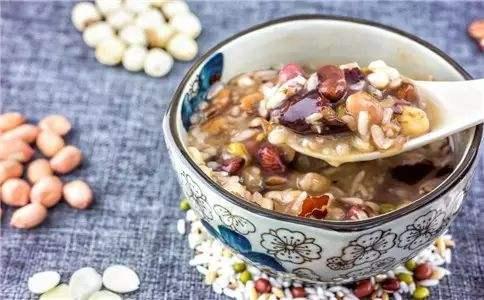 雲苓扁豆衣赤小豆薏米湯