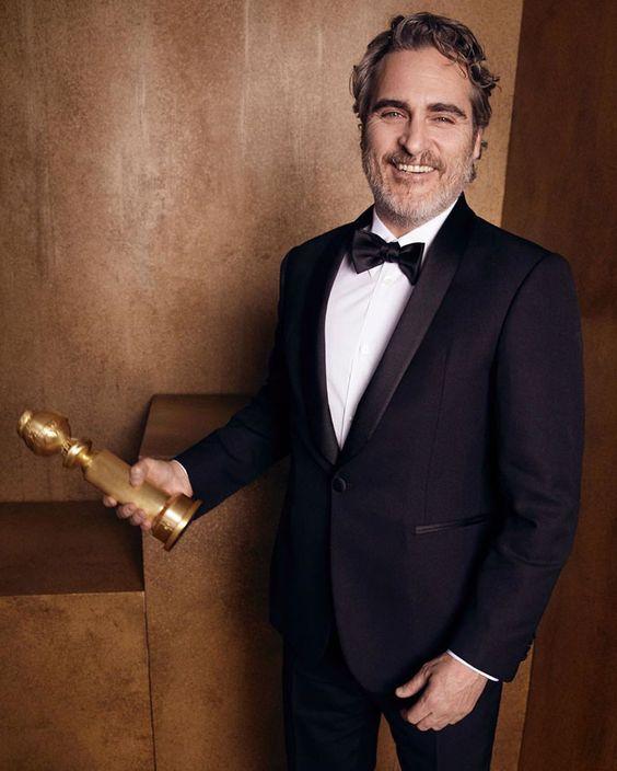 Joaquin Phoenix 奧斯卡獲獎