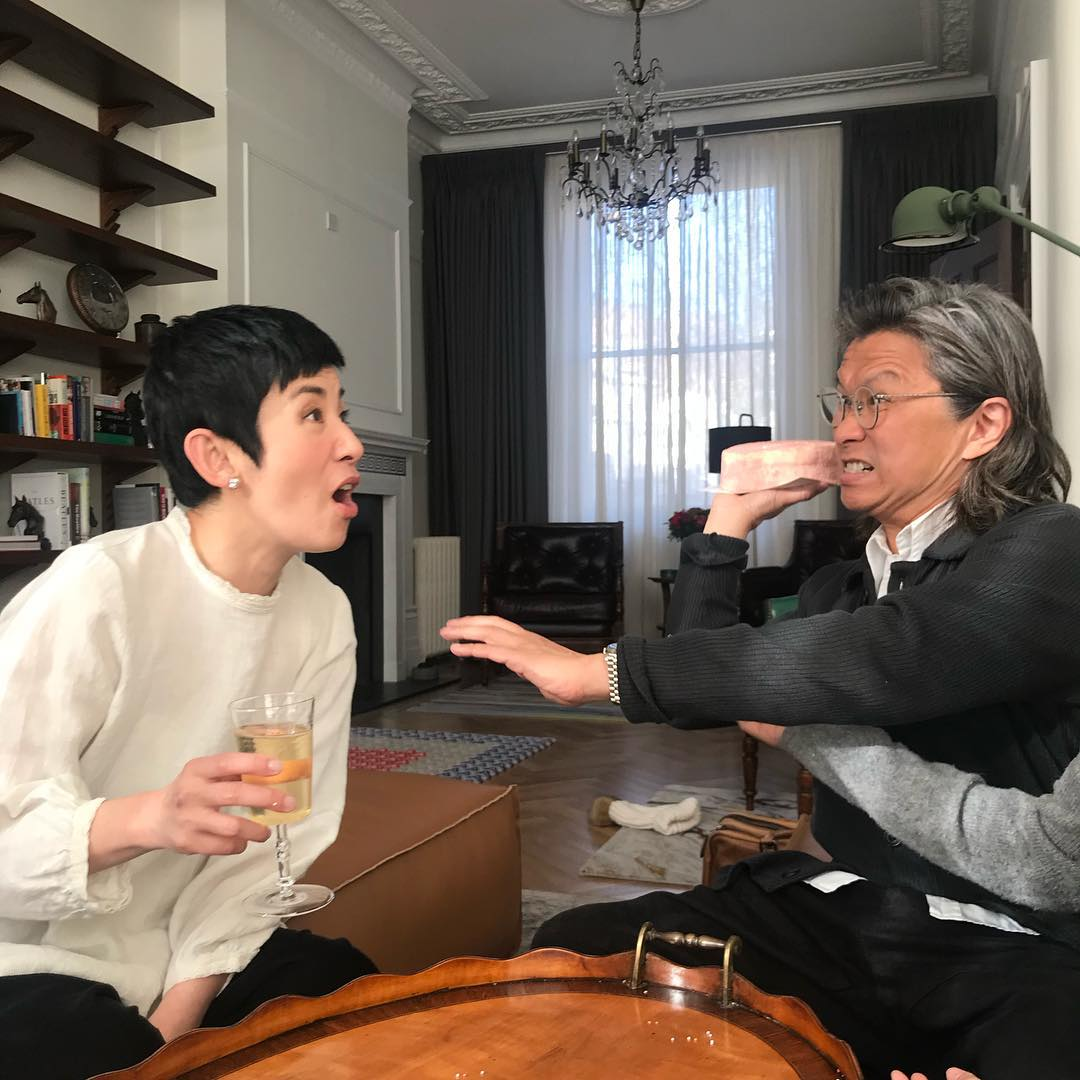 攜手走過23年!吳君如陳可辛完美演繹不被婚姻綁架的愛情