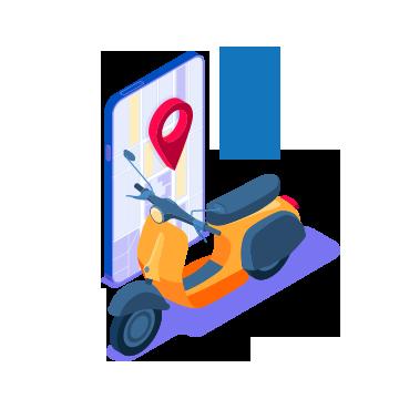 Đinh vị GPS + LBS
