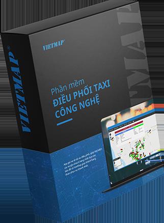 Phần mềm điều phối Taxi công nghệ
