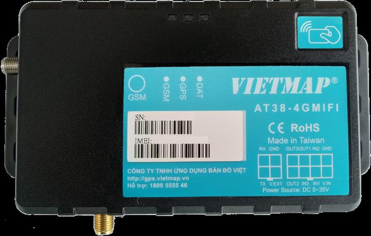 Thiết bị giám sát hành trình AT38 4G MIFI