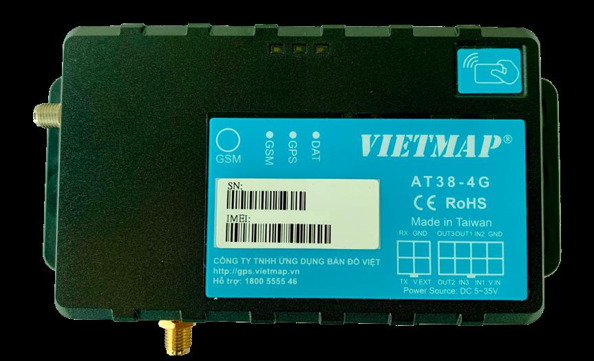 Thiết bị giám sát hành trình AT38 4G