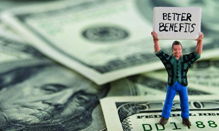 better benefits through non-cash rewards