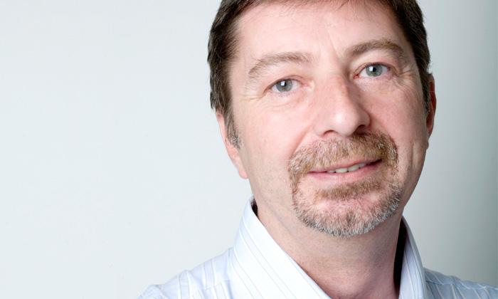 John Mullins managing director of human resources at Burson-Marsteller