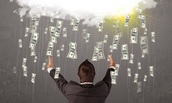 Raining money HR spending more money of HR Tech, mobility and cloud