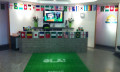 world cup office decorations football