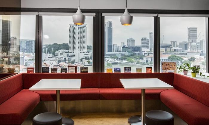 Spacial Awareness - Towers Watson Singapore