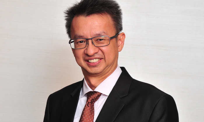 Jonas Ang, Chief Human Resources Officer, AIA