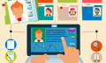 Different job applicants profiles online to show the best and worst profiles of job applicants