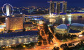 Singapore skyline to show Singapore is most innovative country in Asia