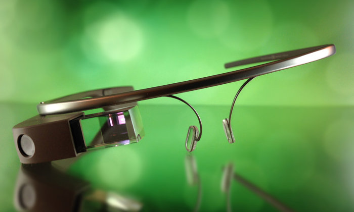 Local digital agency offers Google Glass to new recruit