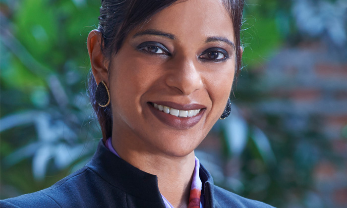 Sharmini Moganasundram first female GM of Pan Pacific Hotels Group