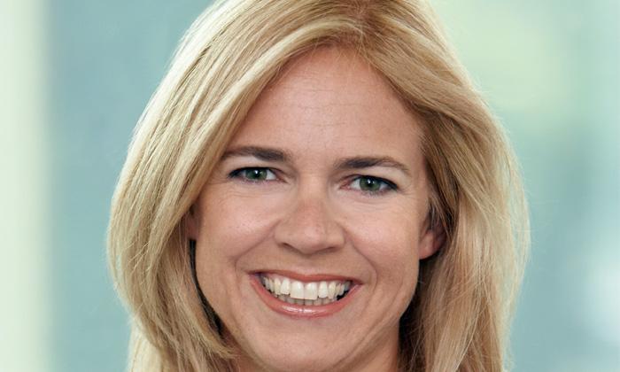 Cornelia Kunze, vice chair of Edelman