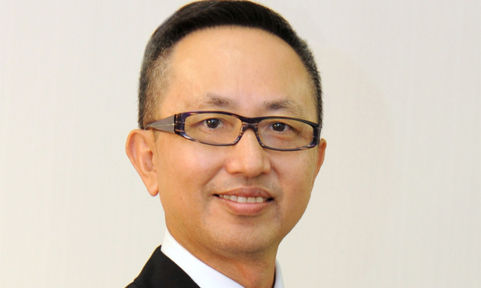 Jason Ho, soon to be HR head of OCBC Bank