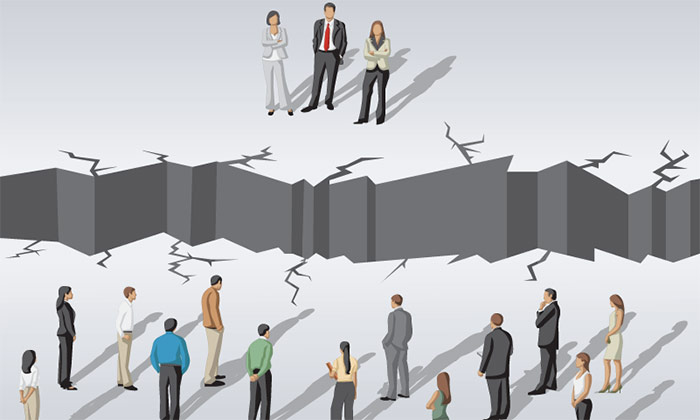 Divide between HR and employees to show significant disconnect