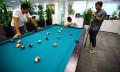 Grey Group pool table