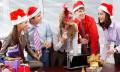 CareerBuilder office holiday party versus bonus