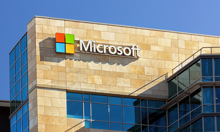 Microsoft diversity stats released
