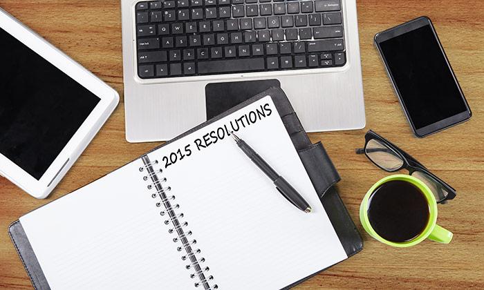 2015 Resolutions