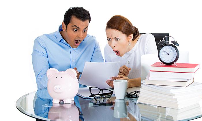 Retirement financial shortages