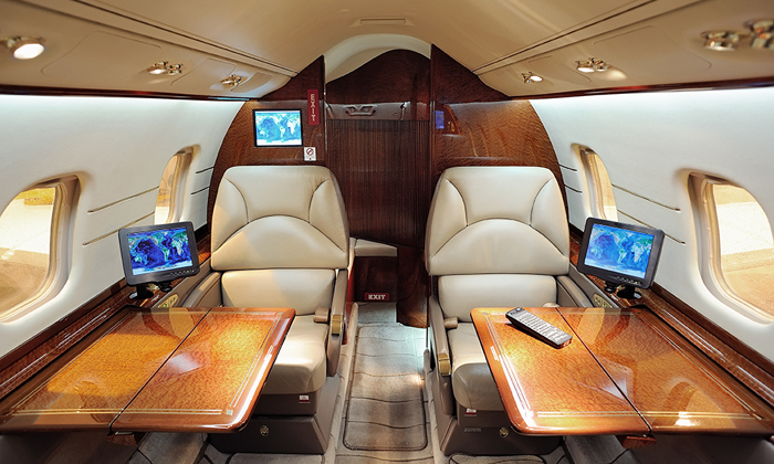 which ceos spend the most on corporate travel private planes
