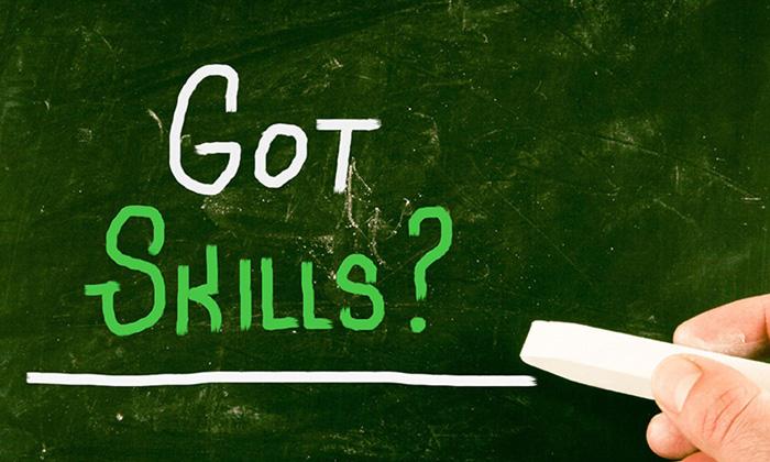 Hays story on skills shortages