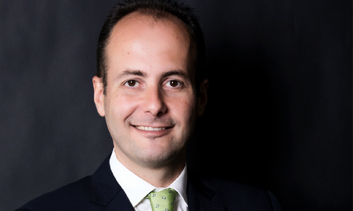 Tarik Temucin of Ritz Carlton