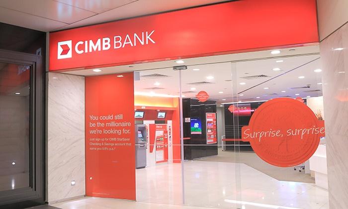 CIMB bank singapore