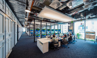 Twitter APAC Office
