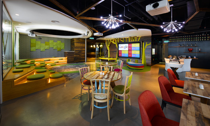 In Photos How Google S Office In Malaysia Supports Peak