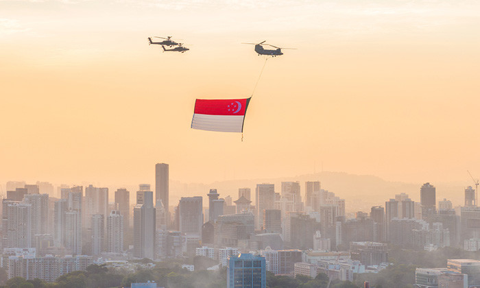SG 50 celebrations by employers