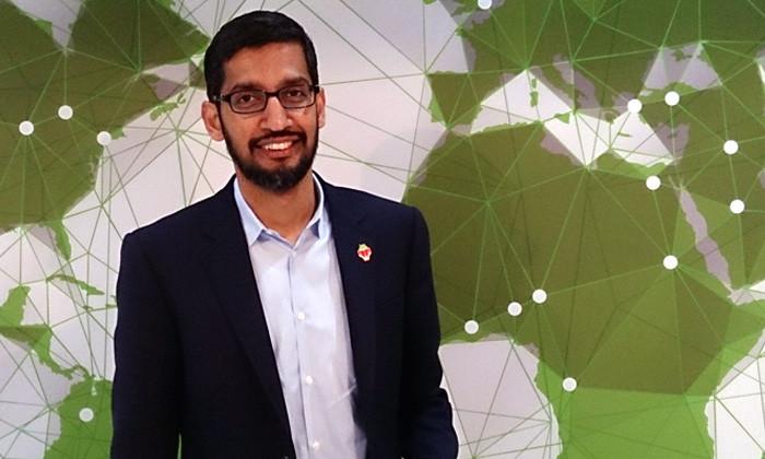 Sundar Pichai, new CEO of Google