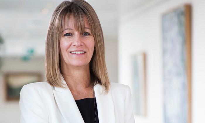 Irene McDermott Brown, Barclays ex HR director