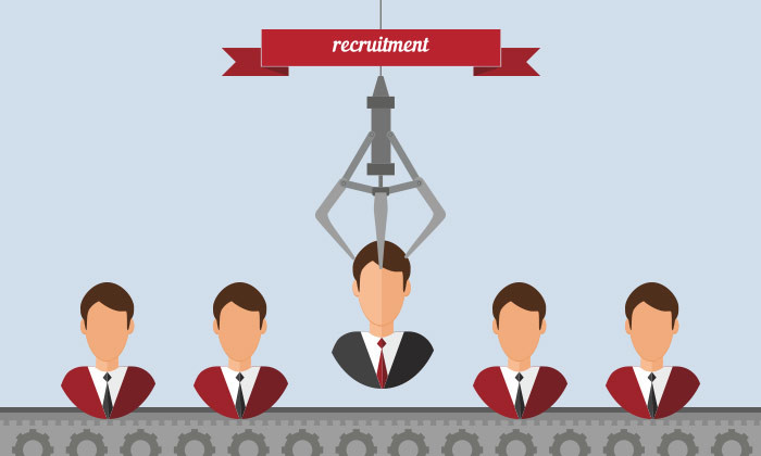 automate digital recruitment