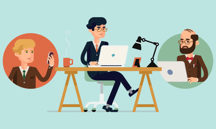Infographic] 10 interview questions for remote working candidates
