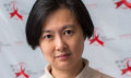 Wendy Koo, AIDS Concern - she emailed the pic