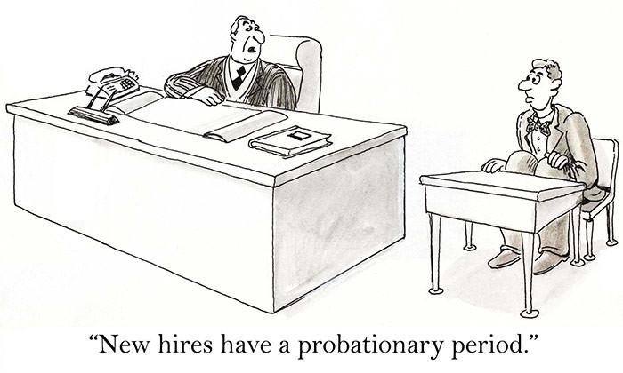 new hires