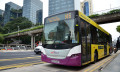 Manpower sectoral plan for Singapore bus industry