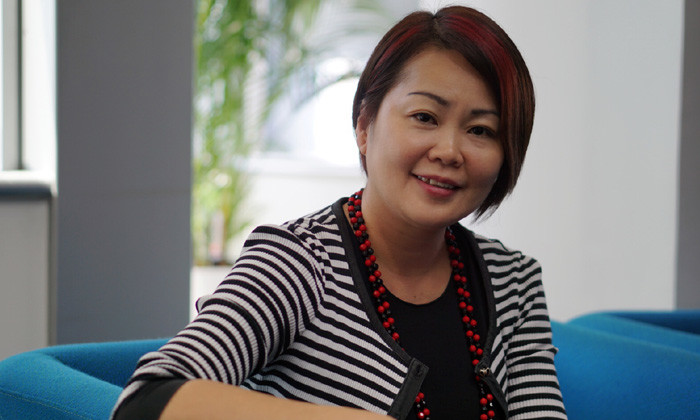 Sherine Chua - Director of HR Wyndham Hotel Group