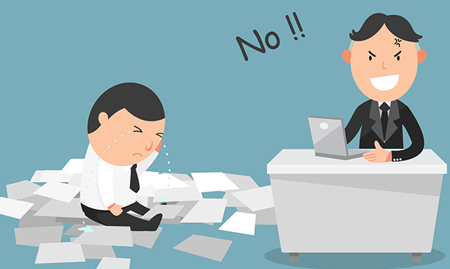 Bad Bosses Reactions To Resigning Colleagues Human Resources