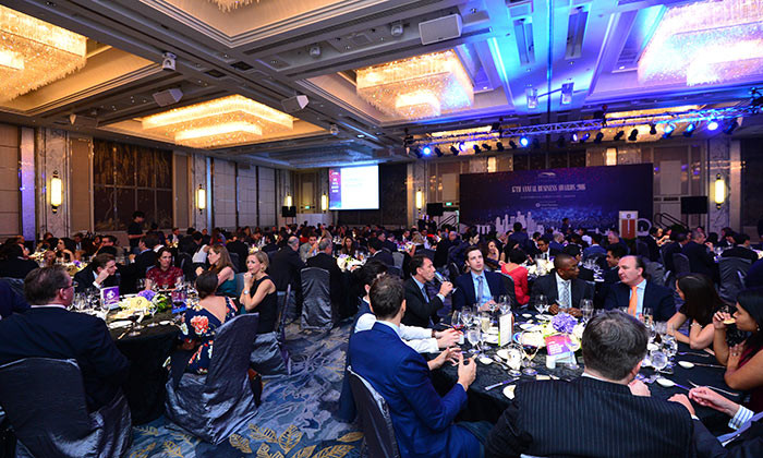 BritCham 17th annual business awards