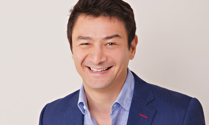 Jean-Michel Wu, APAC CEO of Grace Blue Partnership