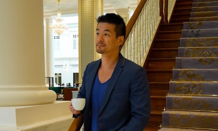 Andrew Chan portrait, hr