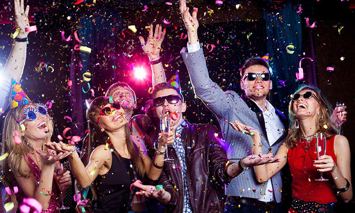 the six party goers you might meet this holiday season human