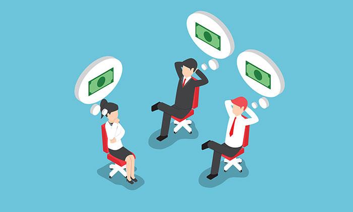 graduate salary expectations HR