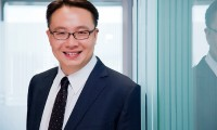 Toby Koh, group MD of Ademco Security Group