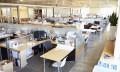 Open plan office design, hr
